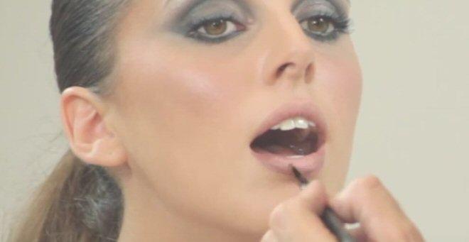 tutorial pennello labbra