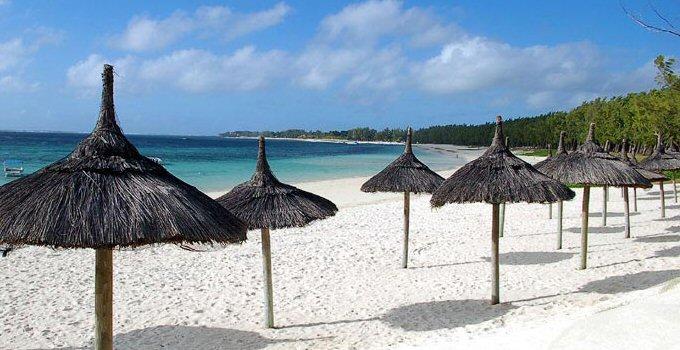 Mauritius spiaggia Belle Mare