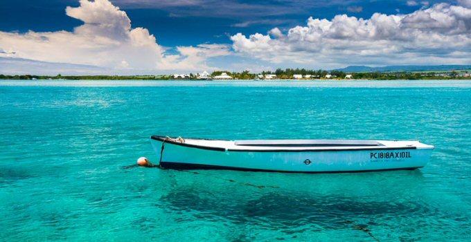 Mauritius Spiaggia Blue Bay