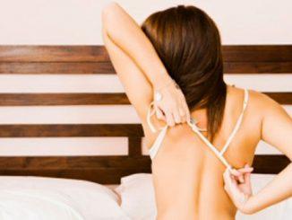 meglio dormire con o senza reggiseno?