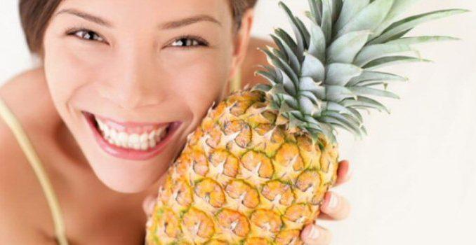Ananas proprietà e benefici