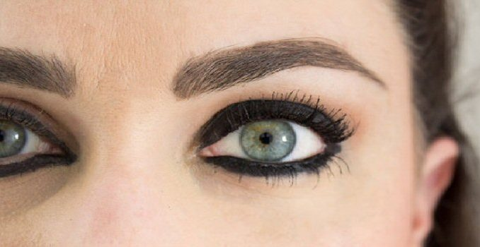 Messo troppo eyeliner