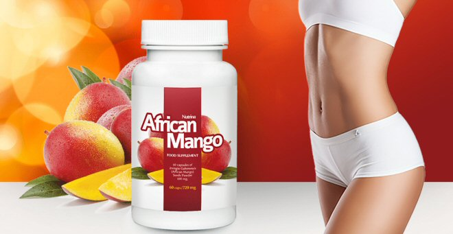 Nutrina African Mango funziona